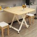 Домашний Складной квадратный стол открытый складной портативный стол для киоска экологически чистые материалы без установки