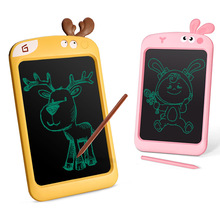Dropshipping Drawing Pad Toy For Kid Tablet Lcd Lights Art Drawing Board Graffiti Blackboard Montessori Education Child Toy Gift