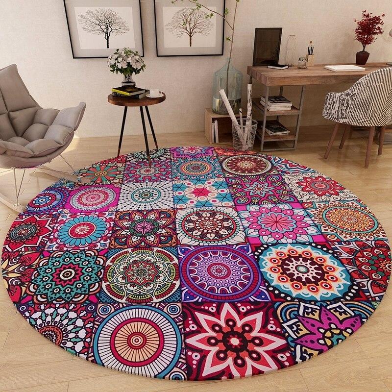 Carpet Computer Chair Floor Mat
