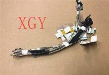 Novo original para dell 13 3380 linha de ligação da bateria 0tn75d tn75d 450.0a402. 0001 cabo 100% teste ok