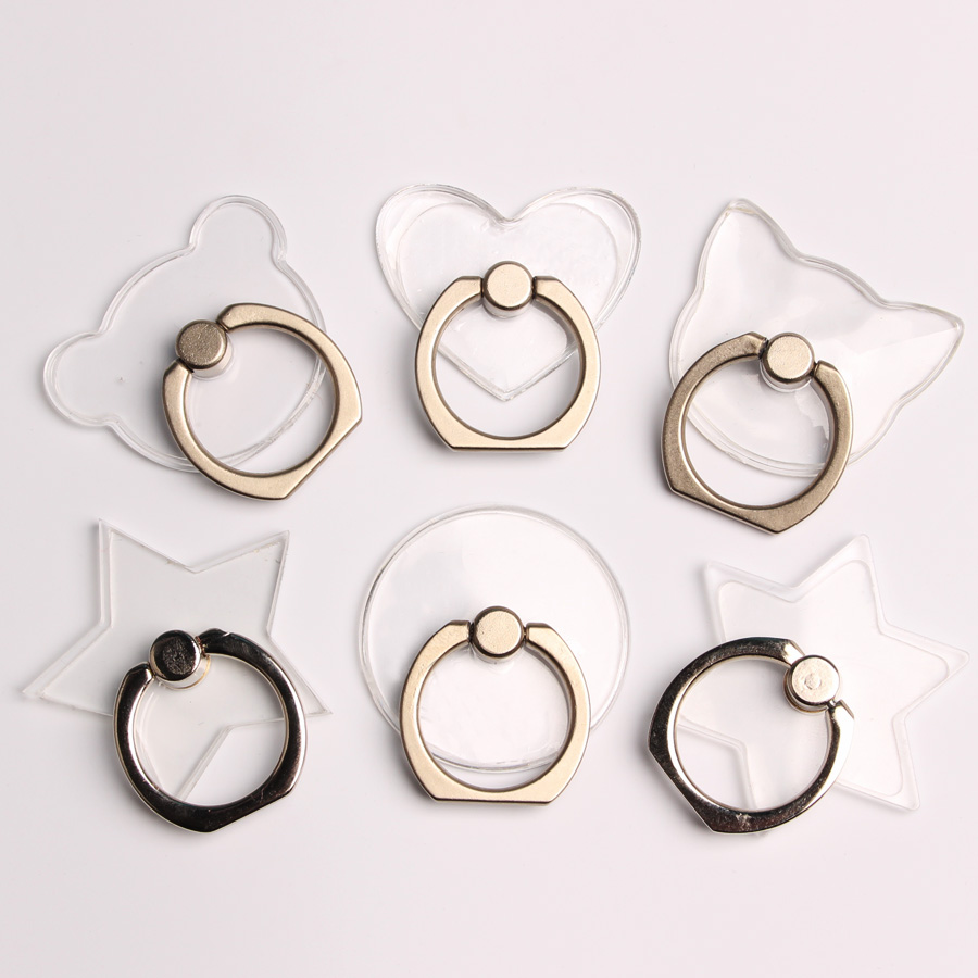 Support Smartphone Finger Ring Holder Phone Ring Support Smartphone Holder Stand For Iphone 7/6p/X Mobile Hplder Ring