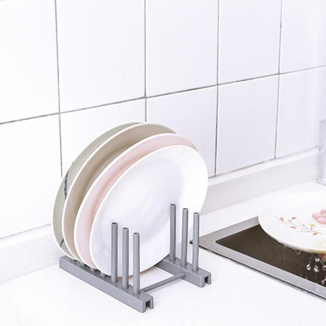 Kitchen retractable storage drain dish rack free adjustment sink sorting tray Kitchen Drawer Non Slip Storage Tray Organizer 6