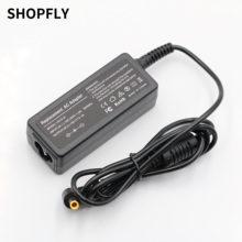 AC DC питание зарядное устройство адаптер Шнур конвертер 19V 2.1A для LG монитор lcd tv