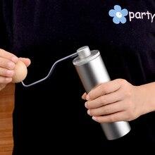 1Zpresso E سلسلة طاحونة القهوة المحمولة دليل طاحونة القهوة طاحونة اليد سهلة التفكيك لتنظيف السفر ودية