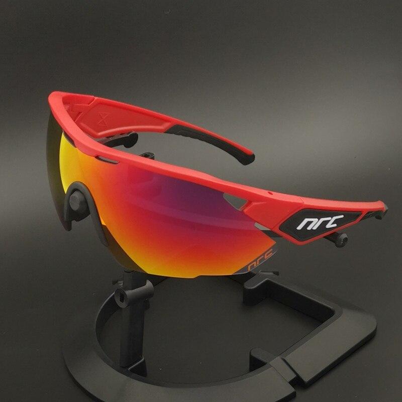 Image 3 - NRC Outdoor Photochromic Cycling Glasses Men Women Motorcycle Sunglasses UV400 Driving Fishing Glasses Oculos De CiclismoCycling Eyewear   -