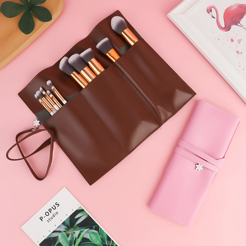 Fashion Travel Cosmetic Bag Organizer Women Zipper Makeup Bag Female Small Purse Pencil Make Up Bags