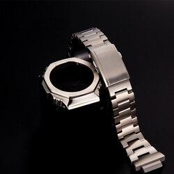 Чехол для часов из титанового сплава для Casio G-shock, Защитный корпус для часов с Ga-2100, аксессуары для часов Casio G-shock