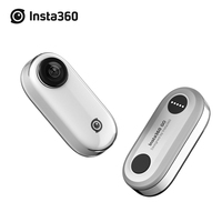 Insta360 GO new action camera AI auto editing hands free smallest stabilized camera