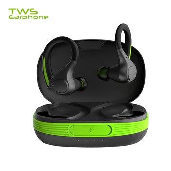 TWSearphone S3 Wireless Headphone Bluetooth 5.0 Earphone Noise Reduction Stereo Auriculares Bluetooth IPX7 Waterproof Earset