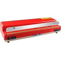 SF 400 Table Type Hand Pressure Sealer Plastic Aluminum Foil Food Bag Sealer 3mm Heat Sealer Vacuum Food Packers
