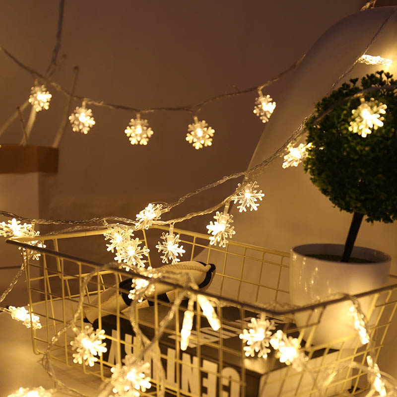 String Fairy Lights Battery Ed