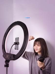Light Tripod Youtube-Lamp Makeup Phone Selfie-Stand Photo-Video-Camera Live-Fill