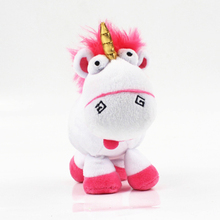 Plush-Doll Unicorn Fluffy Gifts Stuffed Soft Kids Cotton PP Leopard for 6-15cm Wolf Lizzie-Ghost-Mist