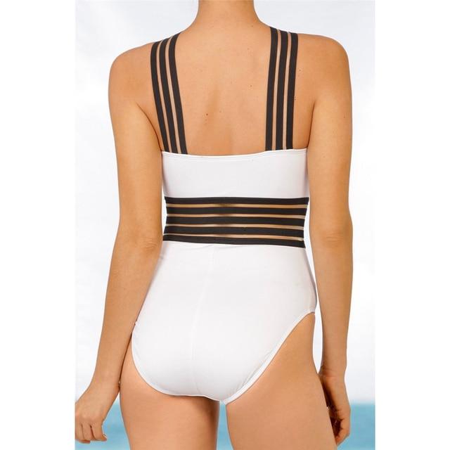 One Piece Fashion Swimsuit 8