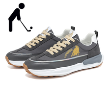Trainer Track Shoes Golf-Sneakers Comfortable Fashion Non-Slip And Men Four-Seasons Grass