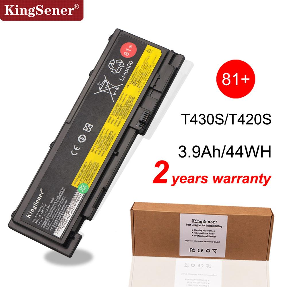 Kingsener Laptop Battery For Lenovo ThinkPad T430S T420S T420si T430si 45N1039 45N1038 45N1036 42T4846 42T4847 2 Years Warranty