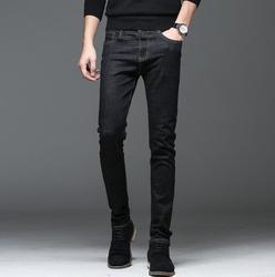 Джинсы мужские, длинные, эластичные, высокого качества, новый дизайн, весна 2020