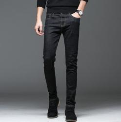 2020 High Quality Fashion New Design Spring Men Jeans Hot Selling Long Pants Stretch For Male