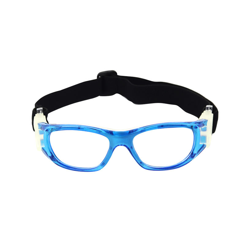 Sports Glasses Basketball Glasses Football Goggles Frame Professional Explosion-Proof Outdoor Sports Tennis Mirror