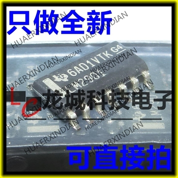 10PCS/LOT NEW LM2901DR SOP14 LM2901 in stock image