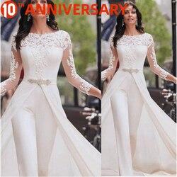 OLLYMURS осеннее вечернее платье, кружевной комбинезон с длинным рукавом, ветровка, имитация двух предметов, для формального вечера, для работы