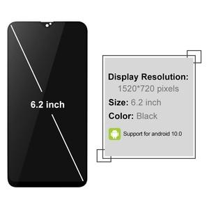 Image 3 - Дигитайзер сенсорного экрана в сборе с рамкой для Samsung Galaxy A10 A105 LCD A105F, запасные части для ремонта A10 LCD