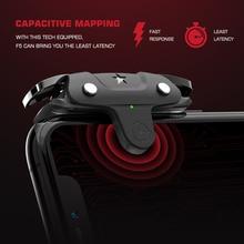 GameSir F5 Falcon GameSir ، مشغل ألعاب صغير للهاتف الخلوي ، التوصيل والتشغيل لـ iOS / Android ، لا حاجة إلى تطبيق Bluetooth ، بدون تأخير لـ PUBG