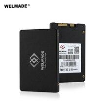 WELMADE SSD 512gb 128gb 256gb 1tb 2tb HDD 2.5 SATA3 Internal solid state drive for laptop 512gb