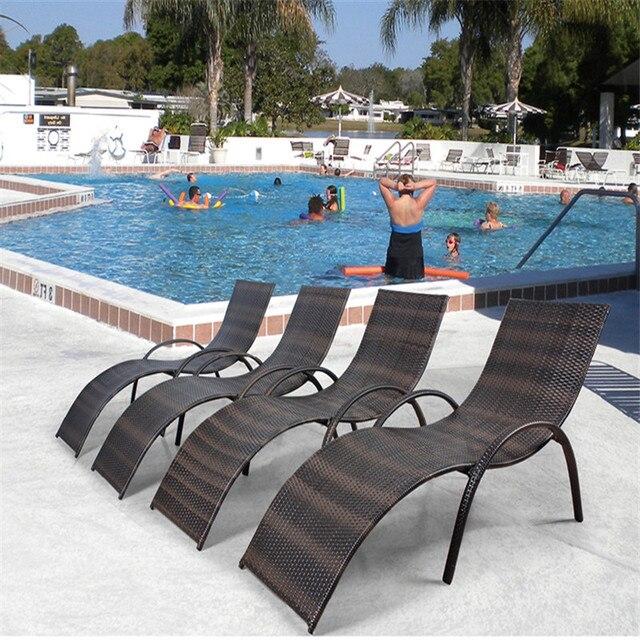 Outdoor recliner chair 5