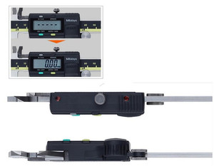 Image 4 - Mitutoyo CNC LCD Caliper Digital Vernier Calipers 8inch 150 200 300mm 500 196 20 Caliper Electronic Measuring Stainless Steel
