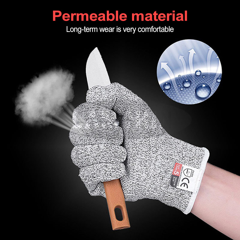 Anti Cut Gloves Protective and  Multifunction and Comfort