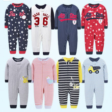 Baby Pajamas Outfits Cotton Romper Infant Boys 12-Month Sport for Christmas-Clothes Girl