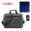 Coolbell 2020 новая брендовая сумка для ноутбука 17