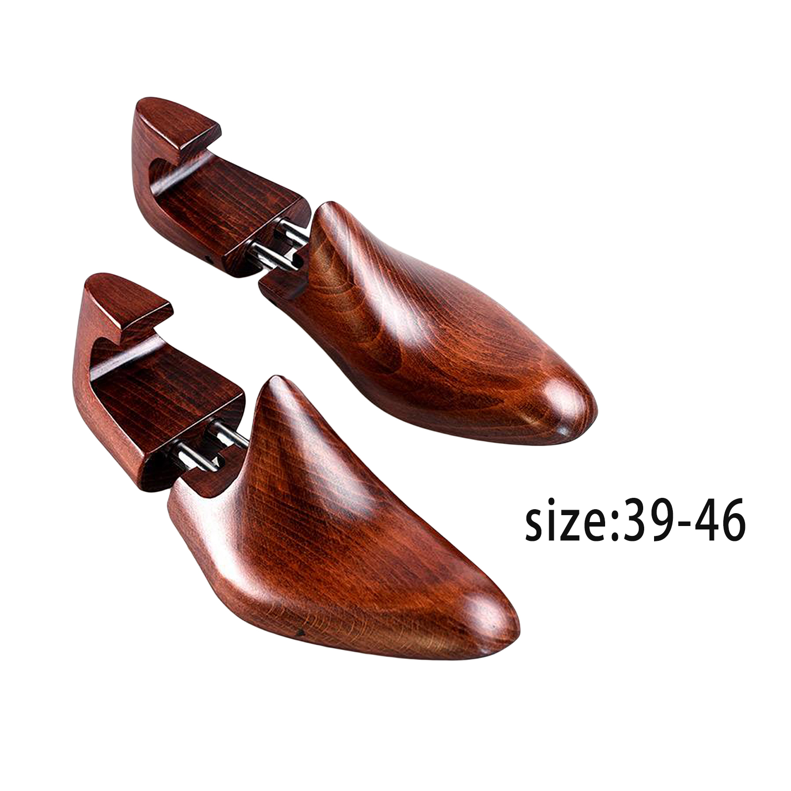 Pine Wood Men's Women's Shoe Stretcher Shoe Trees Shaper Stretcher Pair of 1