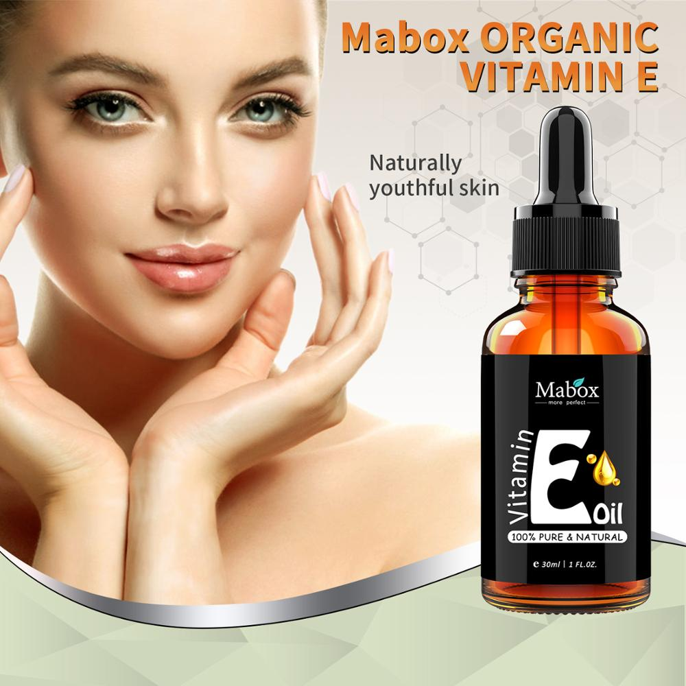 MABOX New ARRIVAL Facial Repair Skin Serum Retinol Vitamin E Serum Firming Anti-Wrinkle Anti-Aging Anti Acne Serum Skin Care