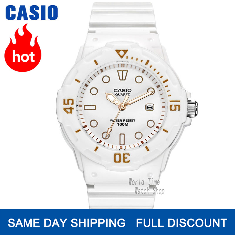 Casio Watch Diving Women Watches Set Top Brand Luxury 100mWaterproof Quartz Watch Ladies Gift Clock Sport Watch Wome Reloj Mujer
