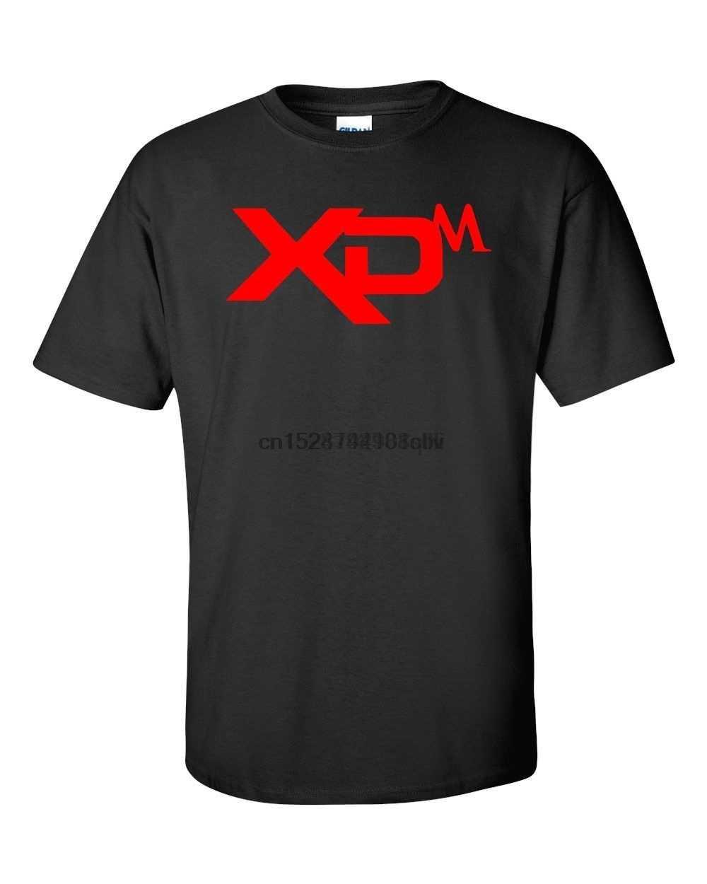 Springfield Armory Xdm Đỏ Logo Áo Thun 2nd Sửa Đổi Pro Súng TEE Súng Đạn Súng Trường