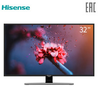 3239InchTv Телевизор Hisense 32'' H32A5840 HD Smart TV Single Stand