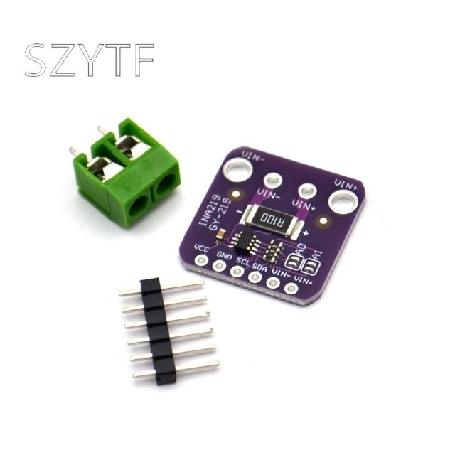 GY INA219 GY 219 사용자 정의 디지털 전류 센서 모듈