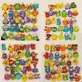 10 шт. оригинальный Superzings Superthings фигурки 3 см супер Zings мусоровоз игрушка для сбора водорослей модели игрушки с дистанционным управлением