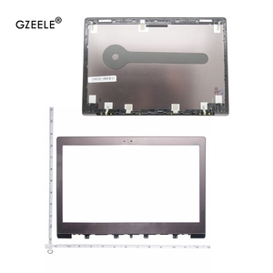Image 1 - NEW lcd top cover For ASUS UX303L UX303 UX303LA UX303LN Without touch screen Silver LCD Back Cover top case