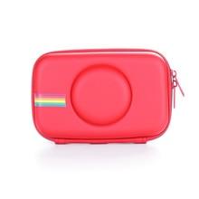 Colorful Portable Camera Bag Waterproof Shockproof Cover Retro EVA Protective Case Fashion Storage For Polaroid Snap 14*8.5cm #2