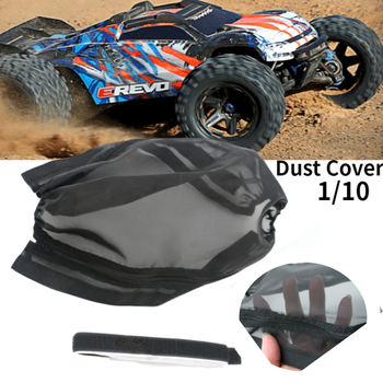 Zipper-type Chassis Dust Water Proof Net Cover Protection Net Cover Prevent Dust for 1/10 Traxxas E-Revo ERevo 2.0 Summit Rc Car