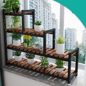 Image 4 - Vaso de plantas plantenrekken stojaki soporte plantas interior estande varanda flor dekoration stojak na prateleira da planta kwiaty
