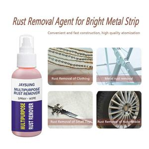 Rust Remover Spray Multi-purpose Inhibitor Metal Derusting Cleaner Care 30ml/50ml For Metal Polishing Paint Maintenance Q5H6