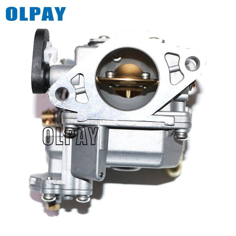 Carburetor Assy 66M-14301-12-00 For Yamaha 4-stroke 15hp F15 Electric Start Outboard Engine
