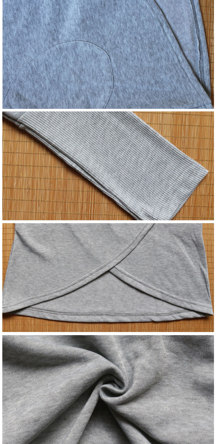 Women Hoodies Sweatshirts Autumn Winter Long Sleeve Pocket Pullover Hoodie 53