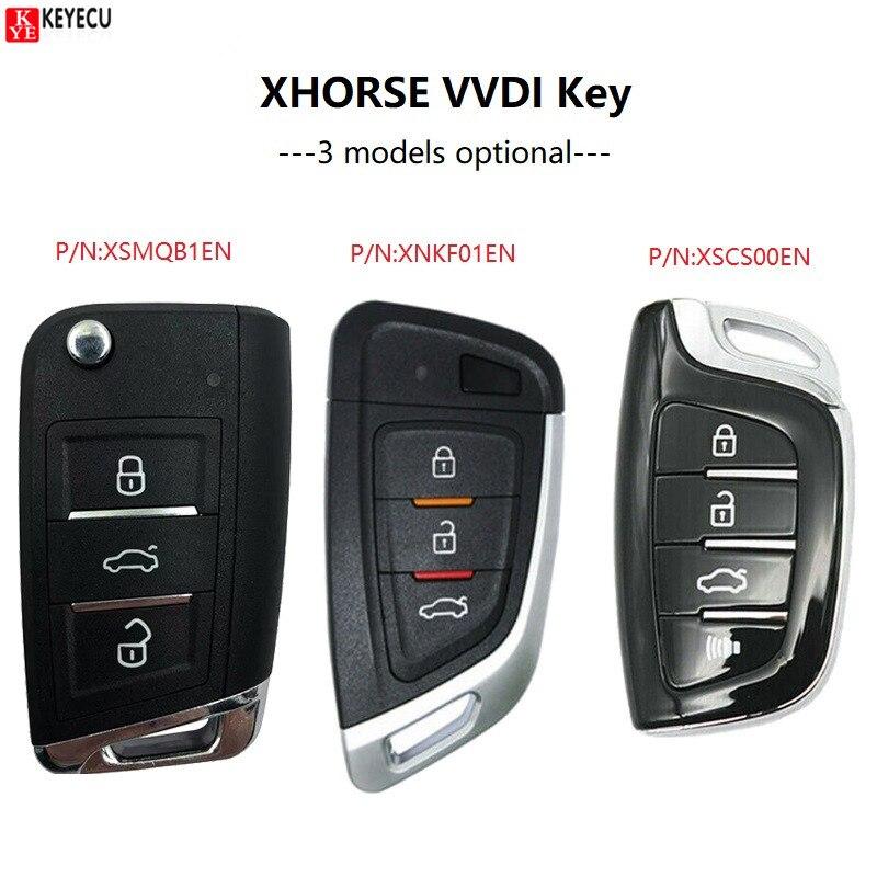 KEYECU XHORSE (английская версия), Универсальный умный инструмент для ключей VVDI, VVDI мини-инструмент для ключей VVDI2