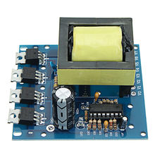 500W Inverter Boost Board Transformer Power Dc 12V To Ac 220V 380V Car Converter