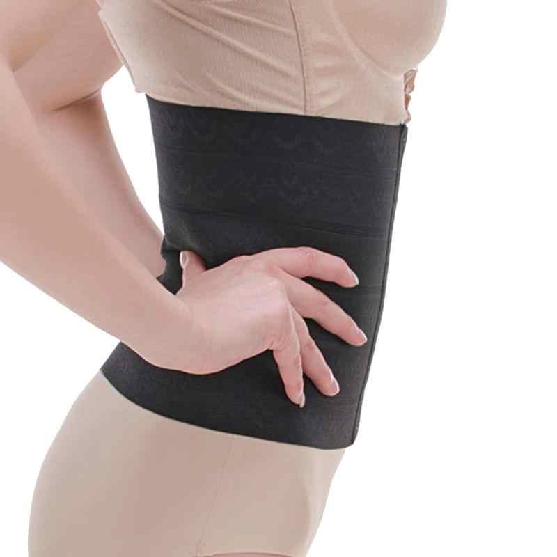 21cm po porodzie kobiety talia gorset treningowy pas wyszczuplający pas wyszczuplający w talii wąski pasek urządzenie do modelowania sylwetki oddychające ciążowe urządzenie do modelowania sylwetki